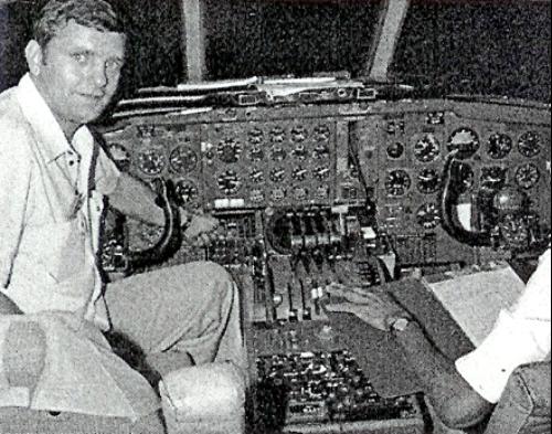 DC8 dakar
