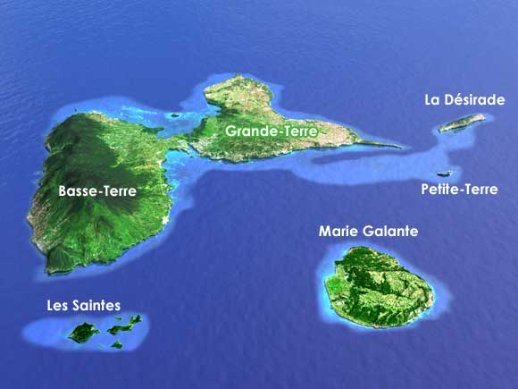 guadeloupe-3d carte